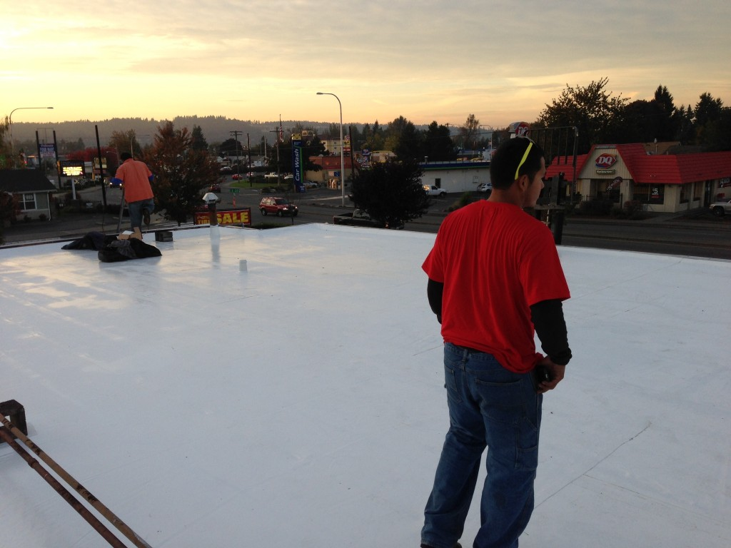 Portland Commercial Roof Repair